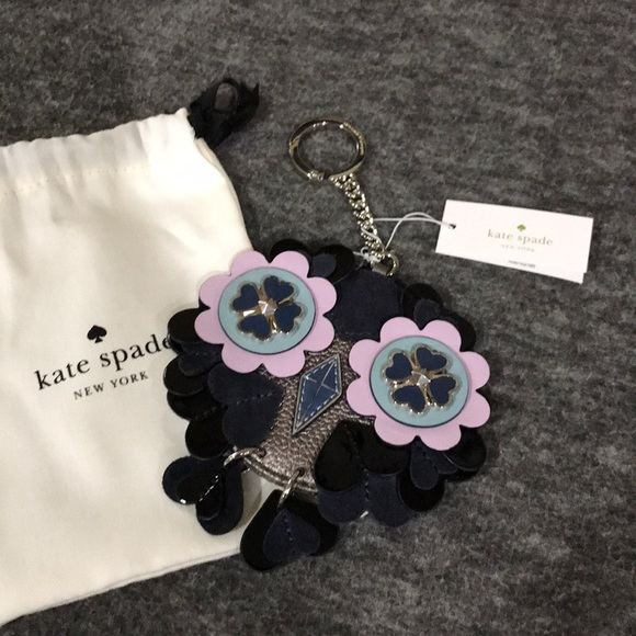 kate spade Accessories - Kate Spade Owl Keychain